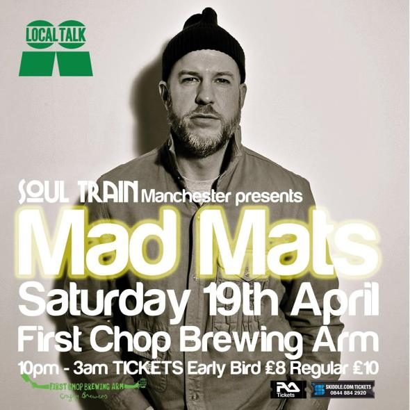 Soul Train presents Mad Mats