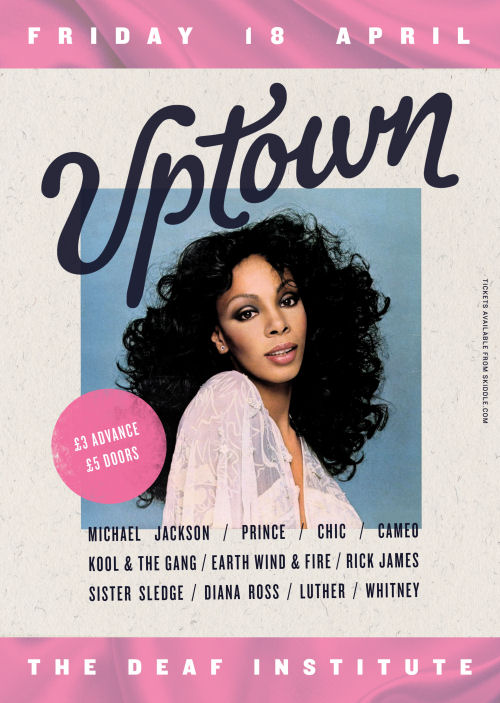 Uptown April